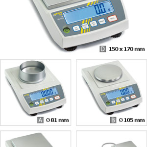 BALANZA DE PRECISION MODELO PCB-350