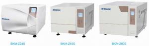 AUTOCLAVE AUTOMATICA HORIZONTAL CLASE B (Norma Europea para esterilización de equipos)