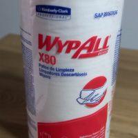 wypall x80 Paño de Limpieza Absorvente cmlab2